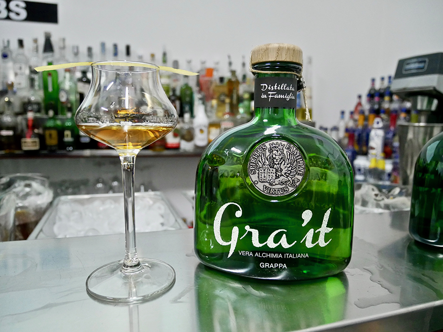 Masterclass Napoli Gra'it Grappa