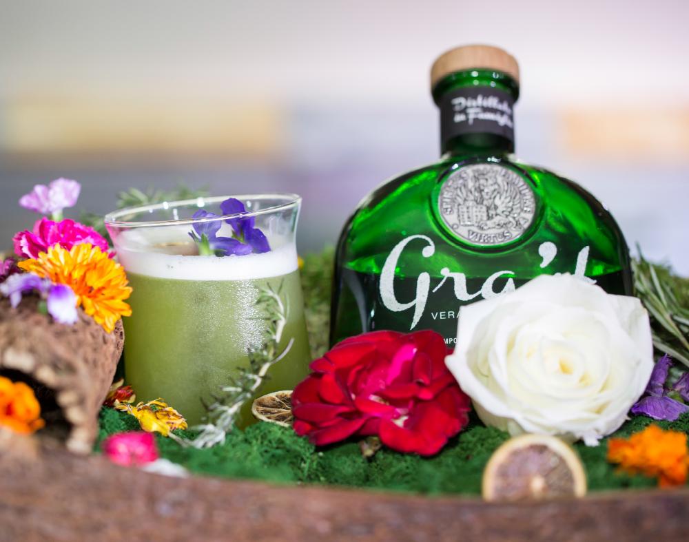 Acevedo Gra'it cocktail