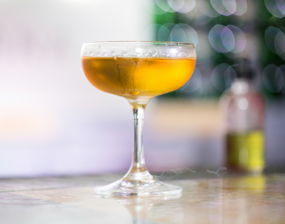 Benedetto Gra'it cocktail