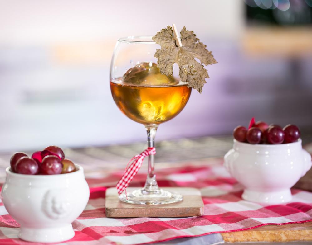 Crea Giorgia Gra'it cocktail